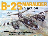 B-26 Marauder in action by BIRDSALL, Steve