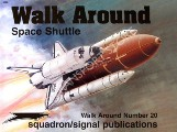 Walk Around Space Shuttle by DRENDEL, Lou