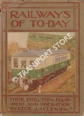 Railways of To-day by ALLEN, Cecil J.