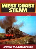 West Coast Steam  by DARNBROUGH, Antony M.S.