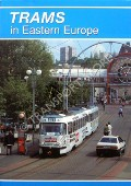 Trams in Eastern Europe by TAPLIN, Michael & RUSSELL, Michael