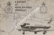 A History of Royal Air Force Finningley 1936 - 1978 by Royal Air Force