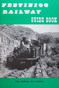Festiniog Railway Guide Book by BAILEY, Trevor