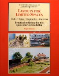 Book cover of Layouts for Limited Spaces - Practical solutions for the space-starved modeller by ADAMS, Nigel