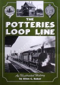 The Potteries Loop Line by BAKER, Allan C.