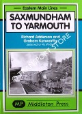 Saxmundham to Yarmouth by ADDERSON, Richard & KENWORTHY, Graham