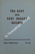 The Kent and East Sussex Railway by COLE, D.
