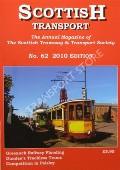 Scottish Transport - No. 62 2010 by STEWART, Ian G. McM. & MURRAY, Alistair (eds.)