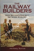 Book cover of The Railway Builders by BURTON, Anthony