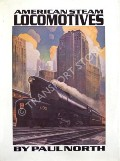 American Steam Locomotives  by NORTH, Paul