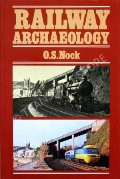 Book cover of Railway Archaeology  by NOCK, O.S.