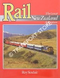 Rail - The Great New Zealand Adventure by SINCLAIR, Roy