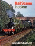 Rail Scene in Colour by ANTELL, Robert