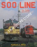 Soo Line in Color by WISE, Robert J.