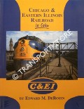 Chicago & Eastern Illinois Railroad in color by DeROUIN, Edward M
