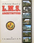 Book cover of A Pictorial Record of LMS Architecture  by ANDERSON, V.R. & FOX, G.K.