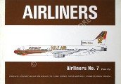 Book cover of Airliners No. 7 by Airline Publications
