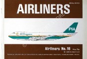 Book cover of Airliners No. 16 by Airline Publications