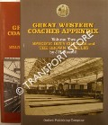 Great Western Coaches Appendix by RUSSELL J.H.