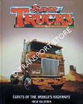 Book cover of Super Trucks by BALDWIN, Nick