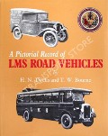 A Pictorial Record of LMS Road Vehicles  by TWELLS, H.N. & BOURNE, T.W.