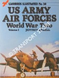 US Army Air Forces World War Two by ETHELL, Jeffrey