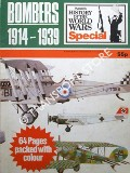 Bombers 1914 - 1939 by COOPER, Bryan & BATCHELOR, John