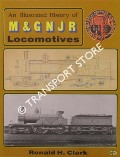 An Illustrated History of M & GNJR Locomotives  by CLARK, Ronald H.