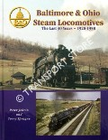 Baltimore & Ohio Steam Locomotives by JEHRIO, Peter & SPRAGUE, Terry