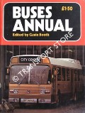 Buses Annual 1972 by BOOTH, Gavin (ed.)