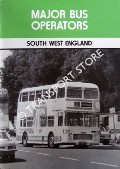 Major Bus Operators - South West England by BRUCE, Geoff