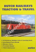Dutch Railways Traction & Travel by WEBSTER, Neil
