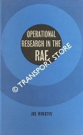 The Origins And Development Of Operational Research In The Royal Air Force by Air Ministry