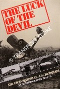 The Luck of the Devil - An Autobiography 1934-41 by DUDGEON, Air Vice-Marshal A.G.