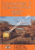 Locomotives & Coaching Stock 1987  by FOX, Peter