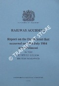 Railway Accident - Report on the Derailment that occurred on 30th July 1984 near Polmont in the Scottish Region, British Railways by Department of Transport