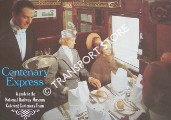 Centenary Express - A Guide to the National Railway Museum Catering Centenary Train by JENKINSON, D.