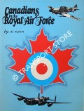 Canadians in the Royal Air Force by ALLISON, Les