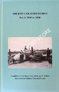 Aircraft Casualties in Kent by BAXTER, G.C.; OWEN, K.A. & BALDOCK, P.