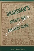 Bradshaw's General Railway and Steam Navigation Guide for Great Britain and Ireland [Railway Guide] - August 1887 by Henry Blacklock & Co. Ltd.