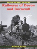 Railways of Devon and Cornwall by BURGES, Anthony