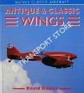 Antique & Classic Wings by DAVIES, David