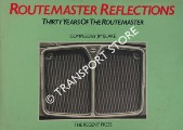 Routemaster Reflections - Thirty Years of the Routemaster by BLAKE, Jim