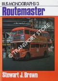 Routemaster by BROWN, Stewart J.