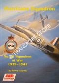 Hurricane Squadron - No. 87 Squadron at War 1939 - 1941 by ADAMS, Perry
