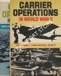 Carrier Operations in World War II by BROWN, David