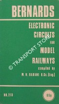 Electronic Circuits for Model Railways by BABANI, M. H.