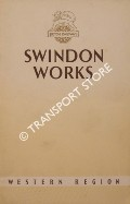 Swindon Locomotive and Carriage Works by British Railways Western Region