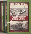 Main Line to the West - The Southern Railway Route between Basingstoke & Exeter by NICHOLAS, John & REEVE, George