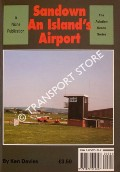 Book cover of Sandown - An Island's Airport by DAVIES, Ken